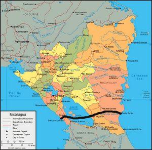 Никарагуанское чудо на китайские деньги