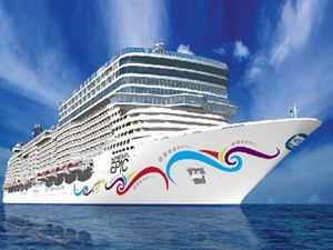 Norwegian epic идет на рекорд