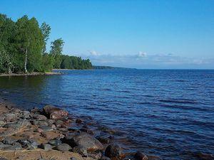 Общая информация об озере, его расположение