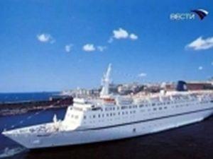 Охрана итальянского круизного судна поставила жизни своих пассажиров под угрозу