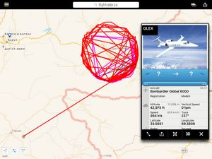 Определяем местоположение самолета: лучшие интернет-проекты