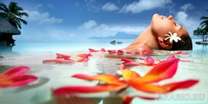 Остров таити - рай, куда пускают даже грешников. отдых на таити. а таити