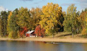 Отдых для мужчин или где порыбачить в финляндии