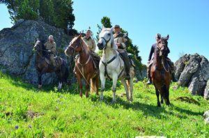 Пять конных маршрутов