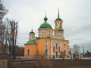 Пять провинциальных храмов