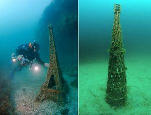 Подводный музей тарханкут