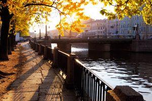 Погода и температура в питере (санкт-петербурге) в ноябре (сезон 2016)