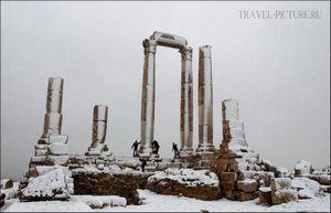 Погода в иордании, что нужно знать о климате и отдыхе