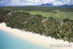 Рай на острове маврикий