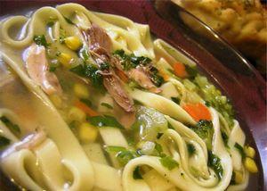 Рецепты тайской кухни, рецепт тайского душистого супа