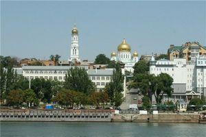Ростов-на-дону – южная столица россии