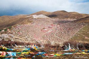 Серта — буддийский институт ларунг гар
