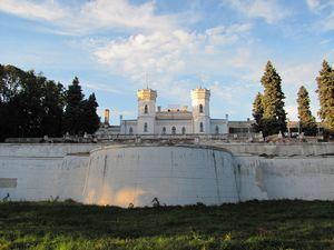 Шаровский замок под харьковом - изысканая фамильная усадь