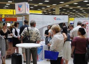 «Шереметьево» провел фестиваль путешествий