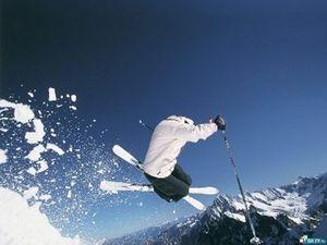Снег и погода на горнолыжных курортах