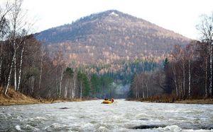 Сплав по реке, как способ активного отдыха. часть 1. вводная