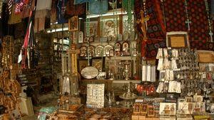Сувениры из израиля - на что обратить внимание
