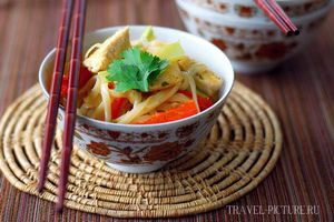 Тайская кухня, что попробовать в таиланде, фрукты страны