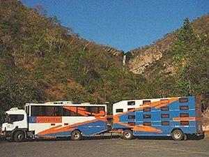 Теперь туристы могут путешествовать вместе с отелем