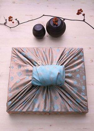 Ткани, ленты и нитки для создания оригинального подарка