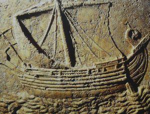 У берегов мальты найден затонувший финикийский корабль. находке 3 тысячи лет