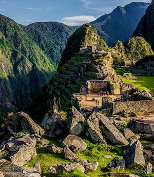 Умели строить... путешествия в древние города.