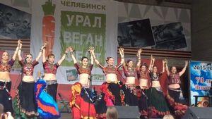 Уралвеганфест-2015: челябинск