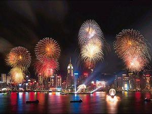 В гонконге пройдет xvii ночной парад в честь китайского нового года