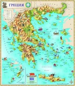 В греции меняют правила посещения туристических объектов