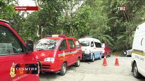 В малайзии туристов обвинили в землетрясении