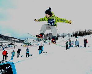 В россии отметят всемирный день сноуборда