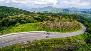 В таиланде закрыли для туристов несколько национальных парков