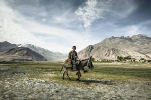 Вдали от цивилизации: вахан — неизвестное лицо афганистана