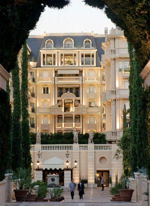 Великолепные отели княжества монако