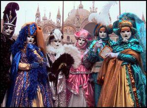 Венецианский карнавал 2017: что, где, когда