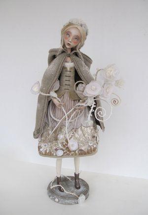 Вкратце о куклах из полимерной глины