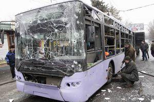 Во франции обстреляли автобус с чешскими туристами