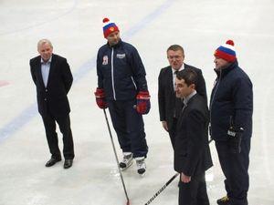 Встреча с олимпйскими чемпионами