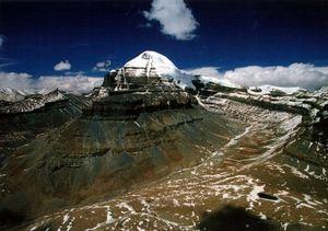 Загадка горы кайлас